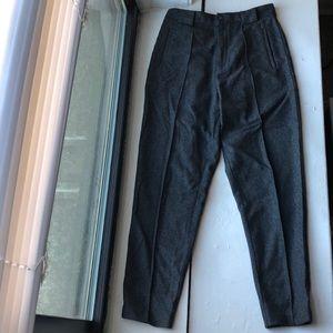 Eddie Bawer wool/cashmere dress pants 10p